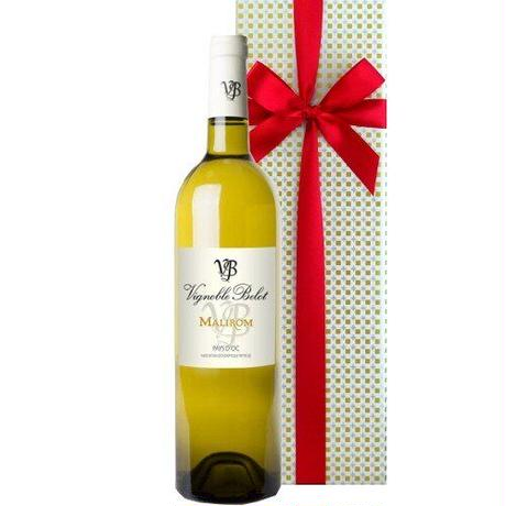《父の日ギフト》  2021フランス 白ワイン ラングドック ヴァン・ドゥ・ペイ・ドック ドメーヌ・ベロ キュヴェ マリロン・ブラン 2018  750ml