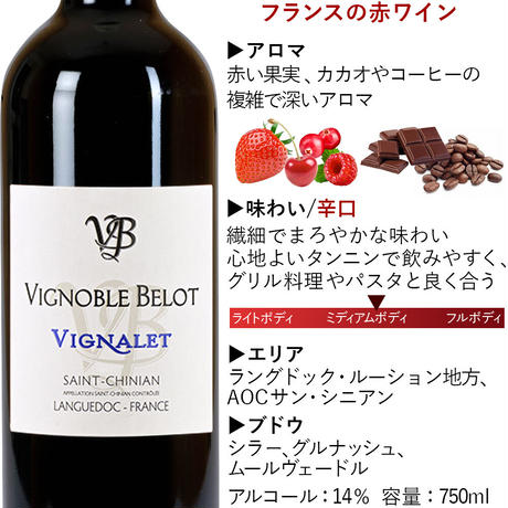 ◆送料無料◆【グルメギフト】焼菓子 赤ワイン ギフト 南フランス ラングドック ルーション 辛口 750ml LES CACAOS 洋菓子 5個 プレゼント(OG15-112410)