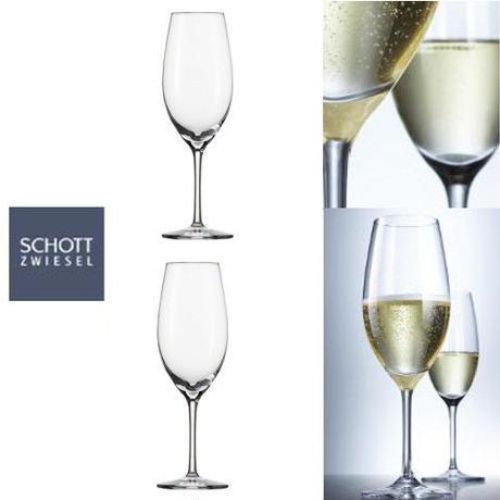 【シャンパンとグラスのギフトセット】 ペアギフト フランスの高級シャンパン「ブラン・ド・ブラン」ジャック・ド・テルモン 辛口 シャンパングラス2個 (OG25-158600)