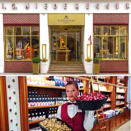 結婚祝い【シャンパンとスイーツのギフト】ジャック・ド・テルモン「グラン・ロゼ」フランスワイン辛口375ml ハーフボトル 「ニーダーエッガー」ドイツのマジパン