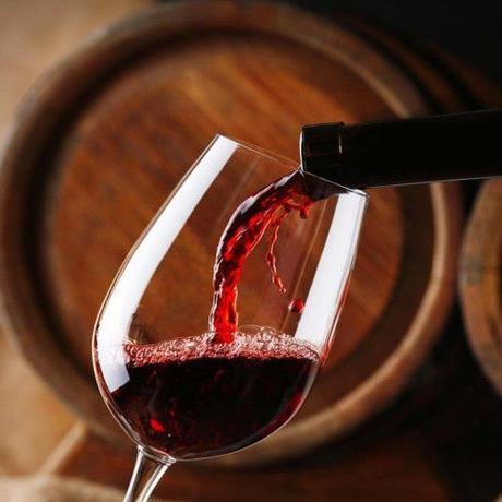 《父の日 2021》誕生日 フラワーギフト  お花 ワイン スイーツ 詰め合わせ  バラ カーネーション フラワーアレンジ  ボルドー 赤ワイン ハーフボトル お菓子 (OG45-208043)
