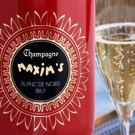 《父の日 2021》【シャンパンとグラスのギフト】フランス マキシム・ド・パリ シャンパーニュ 「レッド キュヴェ ブラン ドゥ ノワール」ドイツ製「シュピゲラウ 」グラス