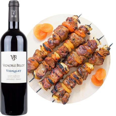 《おうち飲み》ワインセット 赤・白・ロゼ ワイン3本セット フランス ドメーヌ・ベロ 飲み比べ ホームパーティー 750ml×3 簡易包装 和食に合うワイン(OG00-BERBR3)