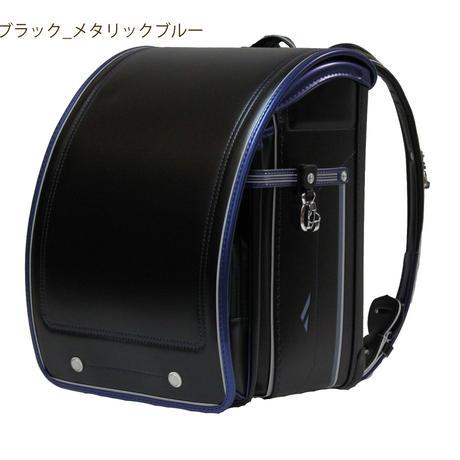 スーパーフラッシュ 05-4300  ふわりぃランドセル  男の子  (ブラック×メタリックブラック ・ブラック×メタリックブルー) 全2色