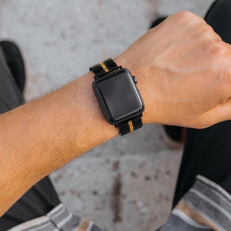 Whiskey Barrel Apple Watch Band (Apple Watch 42mm/44mm)