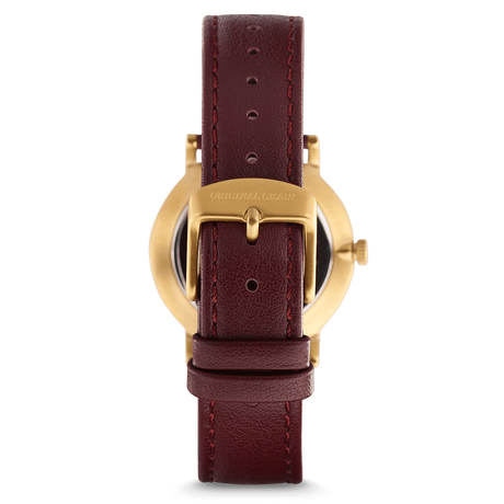 The Avalon 34mm - ASTER (Walnut/Gold)