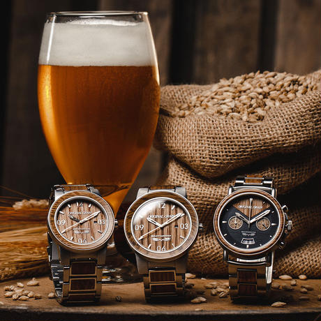 The Barrel 42mm /The BREWMASTER Collection
