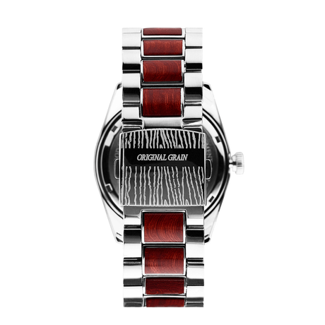 The Classic 2.0 43mm - The Rosewood