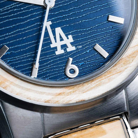 【DODGERS BARREL 42MM】-  MLB RECLAIMED SERIES/LIMITED EDITION