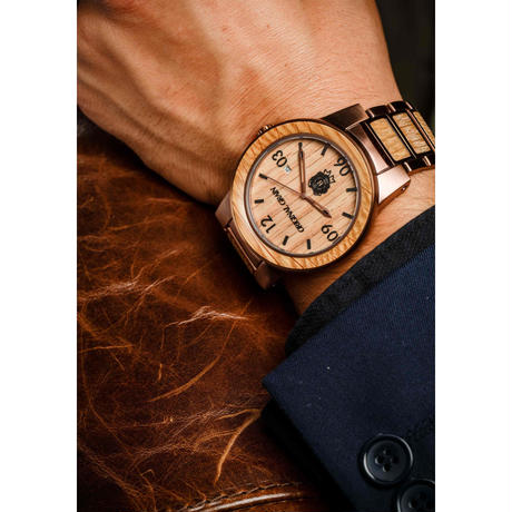 The Barrel 47mm - JIM BEAM® - RECLAIMED SERIES/AUTOMATIC -