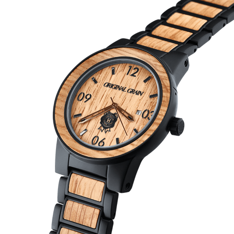The Barrel 47mm - JIM BEAM BLACK® - RECLAIMED SERIES/AUTOMATIC -