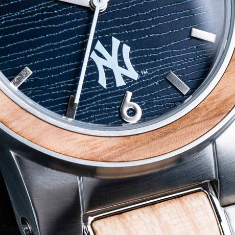 【YANKEES BARREL 42MM】-  MLB RECLAIMED SERIES /LIMITED EDITION