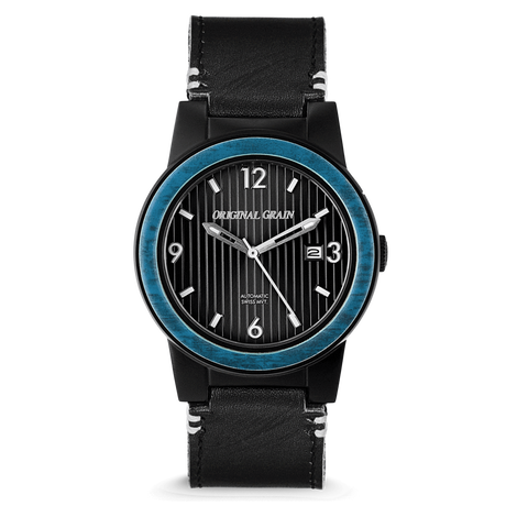 【 THE NY YANKEES WATCH™ 】 -  RECLAIMED SERIES/LIMITED EDITION/SWISS AUTOMATIC  -