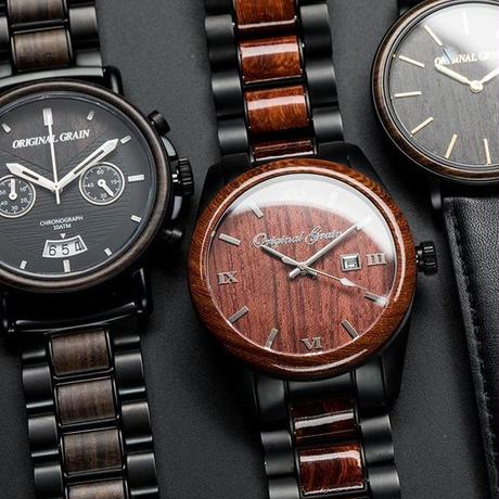 The Classic 2.0 43mm - Rosewood/Black