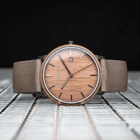 The Modern MNML 40mm - Koa Stonewashed