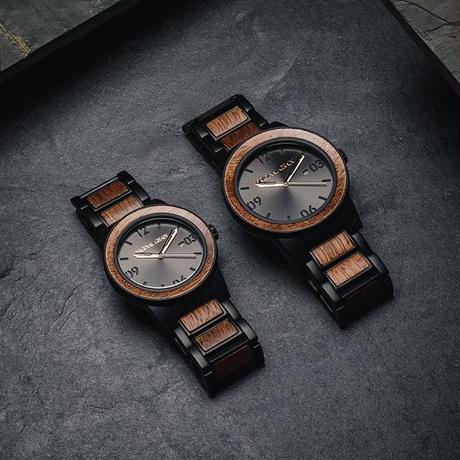 The Barrel 47mm - Black/Sapele Barrel