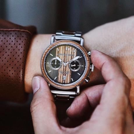 The Alterra Chronograph 44mm - Brewmaster™