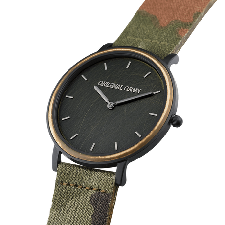 The Minimalist 40mm – The MILITARY Collection/Caliber/Camo/Bomber