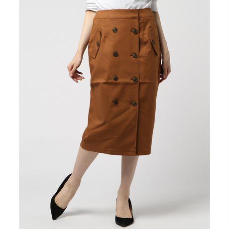 トレンチタイトスカート 10324044