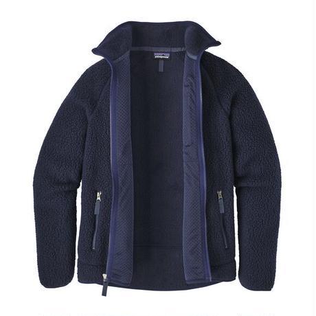 <patagonia> メンズ・レトロ・パイル・ジャケット/  NVYB/ Mサイズ