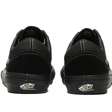 <VANS【ヴァンズ】>SKATE OLD SKOOL (スケートオールドスクール)/Black