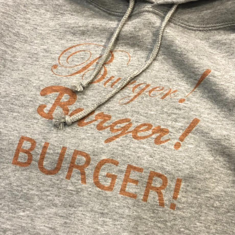 """""""SPECIAL BURGER BOUNCE"""" パーカー"""