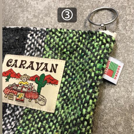 "CARAVAN  ""Hand Made Mex pk Inch Pack""  -large-"