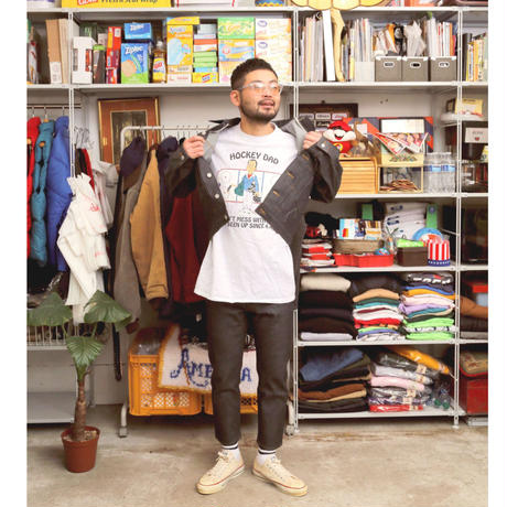 "relax fit by supermarket  ""A.P.C.G."""