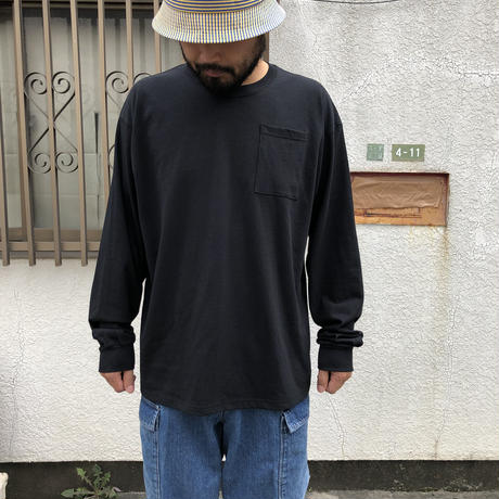 """RELAXFIT by supermarket  """"ポケットロングtee"""""""