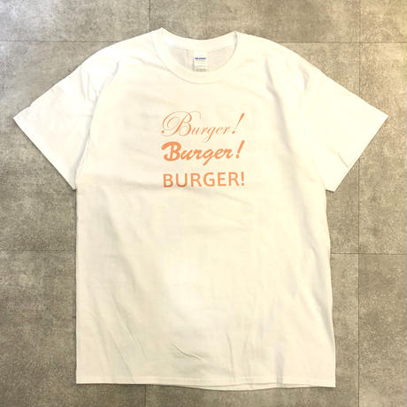 """SPECIAL BURGER BOUNCE"" Tシャツ"