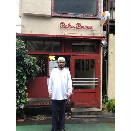 "bakerbounce × supermarket  ""BCB ロングTee"""