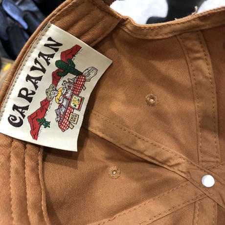 "CARAVAN  ""Mex Wolf CAP"""