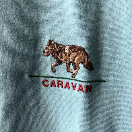 """CARAVAN  """"Mex Wolf TEE"""""""