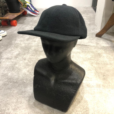 "New England Cap ""black fleece cap"""