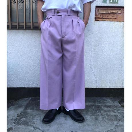 """根津洋品店  """"ブライトリネンタンゴパンツ"""""""