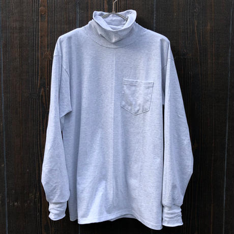 LIFEWEAR ポケット付きturtleneck long sleeve