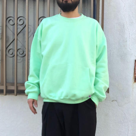 """RELAXFIT by supermarket """"MUFF POCKET CREW SWEAT"""""""