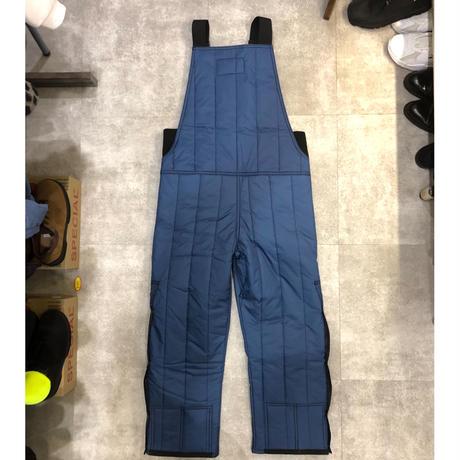 "Refrigi wear Cooler wear ""bib overalls"""