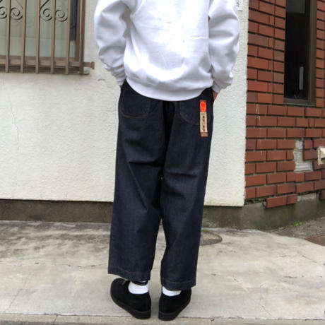 "relax fit by supermarket NorthPadreIslandPants ""デニム/ワンウォッシュ"""