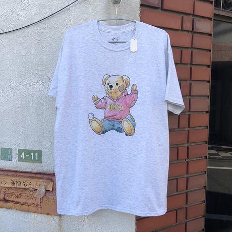 "gilet for sliderstore  ""Bolo Bear"" SS Tee"