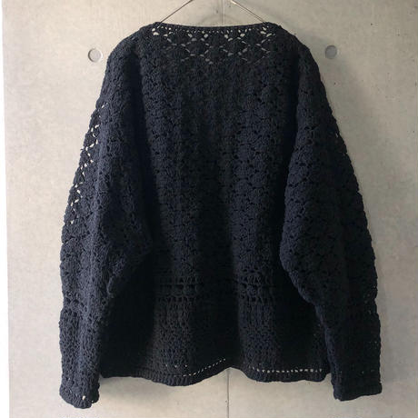 "Niche.   ""Crochet Cardigan"""