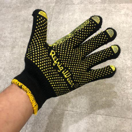 """refrigiwear """"Brushed Acrylic Double Dot Glove"""""""