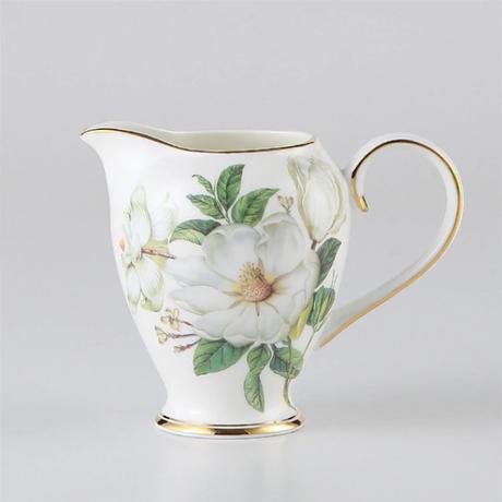 ヨーロッパ椿骨中国コーヒーセット英国磁器ティーセット ミルク入れ単品