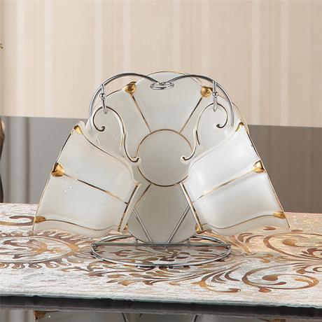 英国ゴールドパールボーンチャイナコーヒーセット英国磁器茶セットセラミックポットクリーマーシュガーボウルティータイムティーポットコーヒー 2カップ&ホルダー