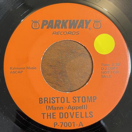 THE DOVELLS / Bristol Stomp