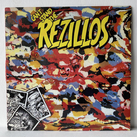 REZILLOS / Can't Stand The Rezillos