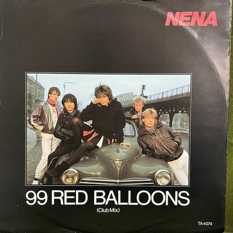 NENA / 99 Red Balloons