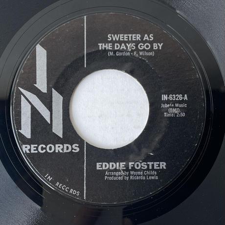 EDDIE FOSTER / Do I Love You