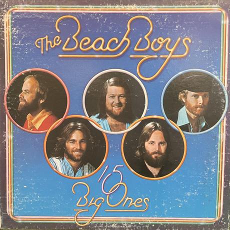 THE BEACH BOYS / 15 Big Ones