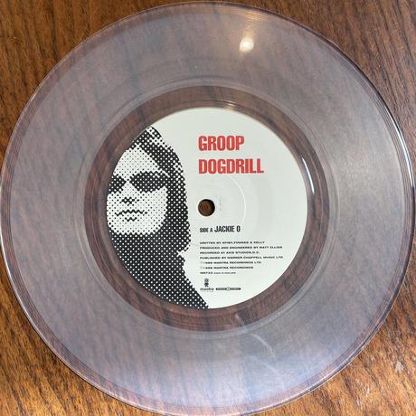 GROOP DOGDRILL / Jackie O